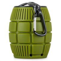 ONECONCEPT - Grenadier Haut-parleur portable Bluetooth -vert