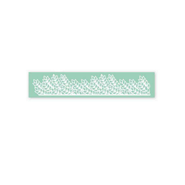 Pavoni Tapis magic décor silicone bande motif n°2