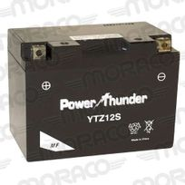 Power Thunder - Batterie Ytz12S Gel