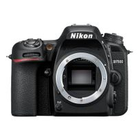 NIKON - Appareil Photo Reflex D7500