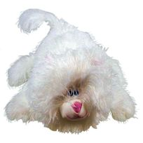 No Name - Peluche chat micro-perles sonore - 30cm