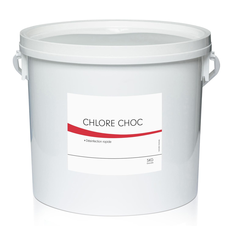 BAYROL Chlore choc granules