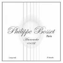 Bosset - Jeu de cordes guitare manouche Philippe - 10-45 à boucle