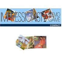 Piatnik - Mémo : Oeuvres d'art : Les impressionnistes 1