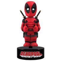 Neca - Marvel Comics Body Knocker Bobble Figure Deadpool 15 cm