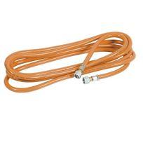 Ribiland - Tuyau gaz 5m + raccords 4x11 pour désherbeur thermique - Prox441601
