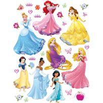 Bebe Gavroche - Stickers géant 8 Princesses Disney