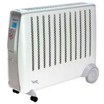 EWT - radiateur à bain d'huile 3000w blanc - cde3ecc