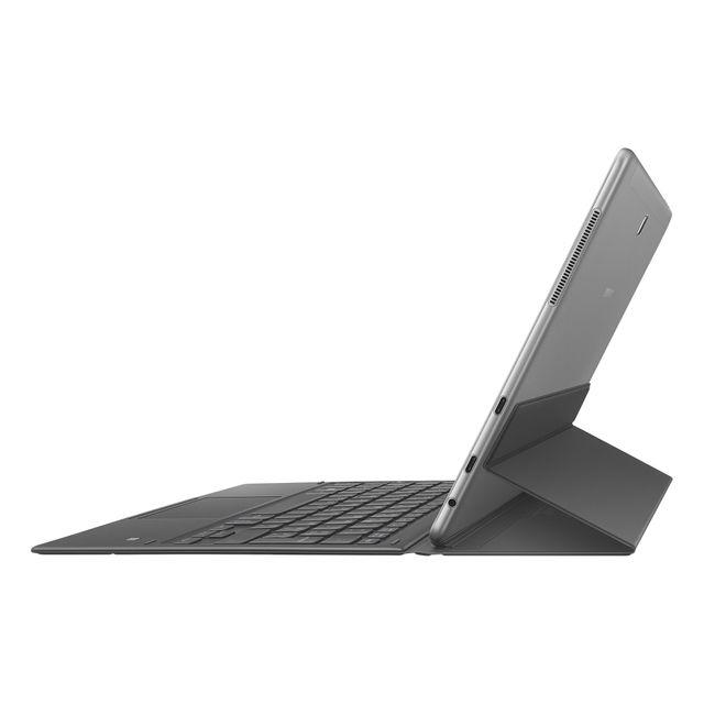 """Samsung - Tablette 12"""" FHD+ - Dual-Core - 256 Go - RAM 8 GO - 4G - Windows 10 - Spen et clavier inclus"""