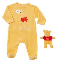 DISNEY - Pyjama bébé avec peluche WINNIE