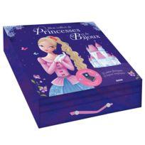 Editions Auzou - Mon coffret de Princesses et de Bijoux : Livre + Bijoux