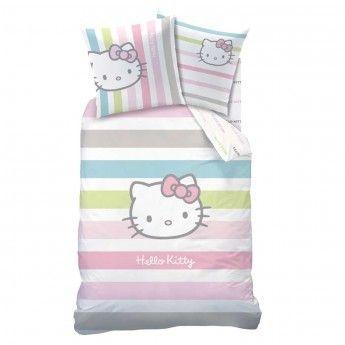 Hello kitty housse de couette pas cher achat vente - Rideaux hello kitty pas cher ...