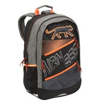 Airness - RIDDING - Sac à dos - Gris et orange - 400077906