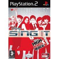 Buena Vista - Games - Disney Sing It School Musical 3 nos Années Lycée pour Ps2
