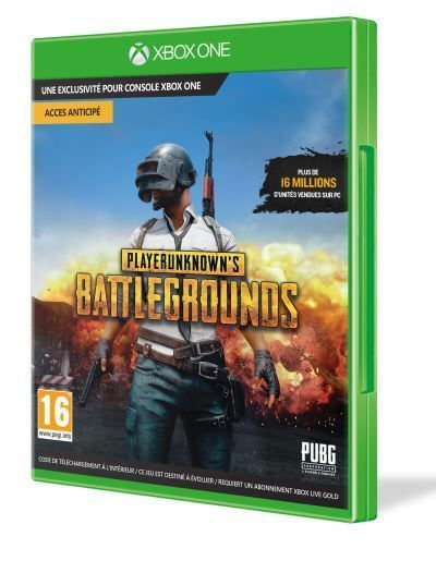 PUBG - PlayerUnknown's Battlegrounds Game Preview Edition