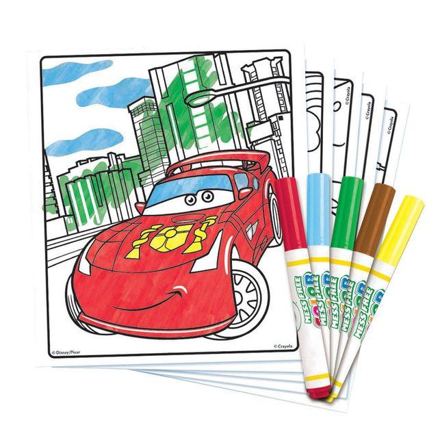 Crayola - Coloriages Color Wonder : Cars