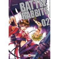 BAMBOO Edition - battle rabbits t.2