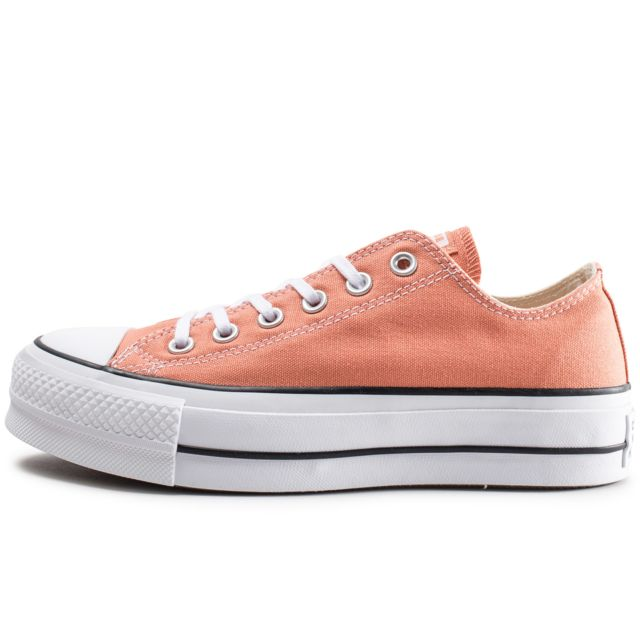 Converse Chuck Taylor All Star Lift Rose pas cher Achat