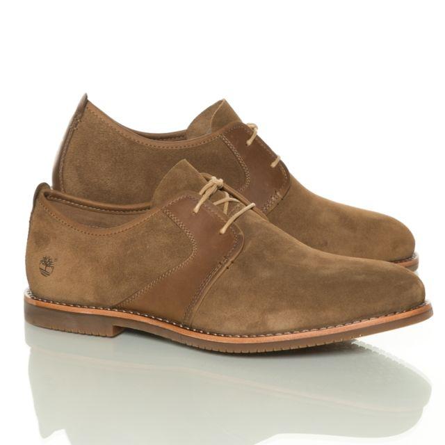 renommée mondiale pour toute la famille gamme exceptionnelle de styles et de couleurs Timberland - Chaussures sable en daim - pas cher Achat ...
