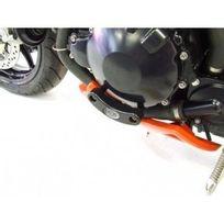 Triumph - Speed Triple-97/09-SLIDER Protection Carter Moteur Gauche-443610