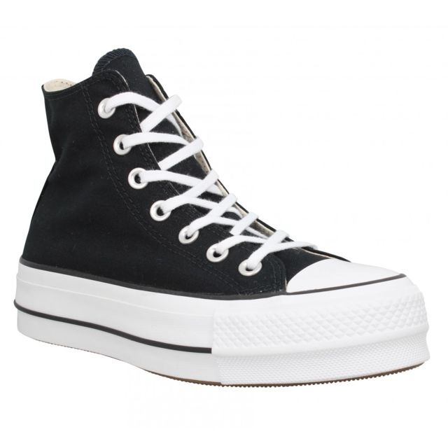 Baskets CONVERSE Chuck Taylor All Star Hi toile Femme 35