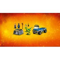 Lego - Juniors Jurassic World™ - Le camion de secours des raptors - 10757