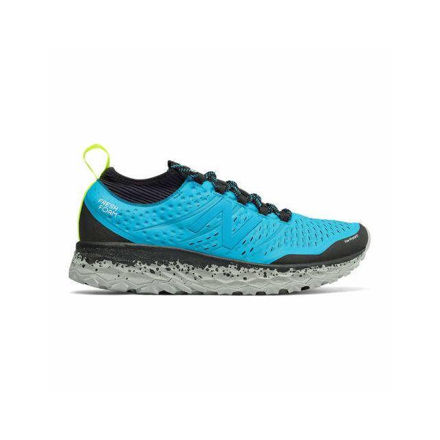 04e7975c6a6 New Balance - Chaussures New Balance Fresh Foam Hierro v3 bleu clair gris