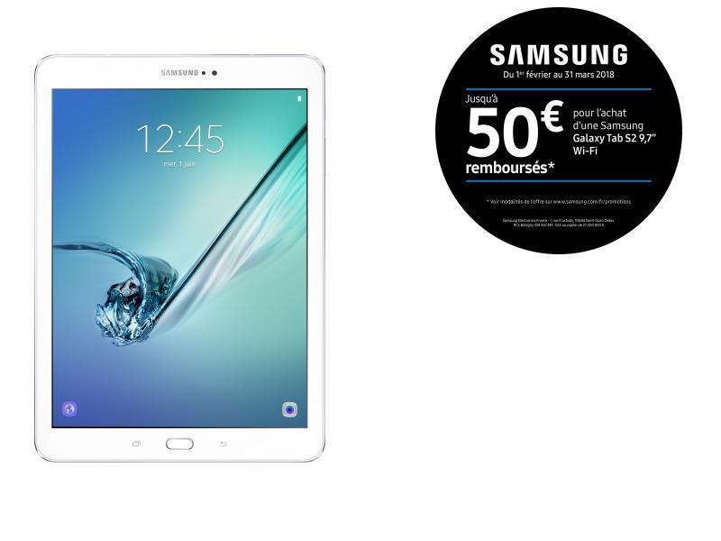 Galaxy Tab S2 9.7 VE 32 Go Blanc