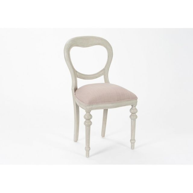 Amadeus Chaises Pivoine - Lot de 2
