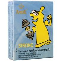 Amor - Preservatif Strong 3 Units
