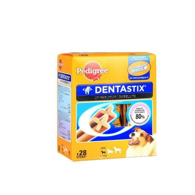 Pedigree Dentastix Bâtonnets - Pour petits chiens - 440 g x4