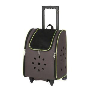 bonareva sac de transport neo sur roulettes pour chien ou chat pas cher achat vente. Black Bedroom Furniture Sets. Home Design Ideas