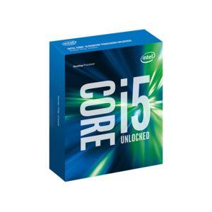 INTEL - Core i5-6600K - 3.5 ghz