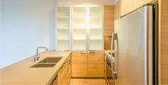 Réfrigérateur encastrable : les différentes dimensions