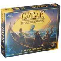 Mayfair - The Settlers of Catan: Explorers and Pirates: 5-6 Player Expansion