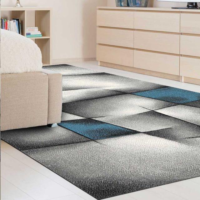 un amour de tapis tapis d 39 entr e ou de chambre parlak 3d tapis moderne unamourdetapis. Black Bedroom Furniture Sets. Home Design Ideas