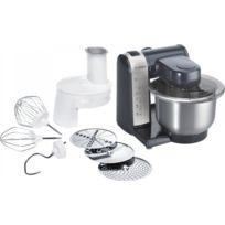 Bosch - Robot culinaire 600 W Bol mélangeur inox