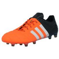 size 40 d5b4a 9d32d Adidas performance - Ace 15.1 FgAG Chaussures de Football Homme Cuir  Orange Sprintframe