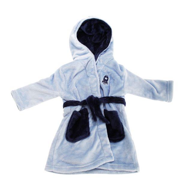 f5cbd7672f0bf Generic - Robe de chambre - Enfant unisexe 2-3 ans, Bleu ciel Utn1080 - pas  cher Achat / Vente Peignoirs de bain - RueDuCommerce