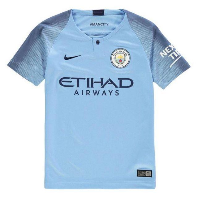 Maillot Domicile Manchester City pas cher
