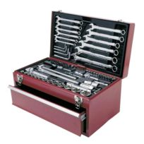 Elite Model - Cogex Caisse outils Pro 68 pieces chrome vanadium