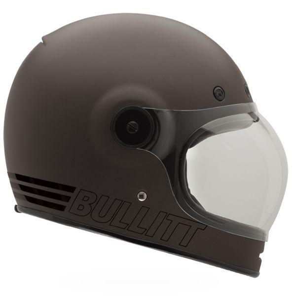 BELL - Bullitt Retro Metallic Titanium Titane