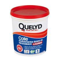 Quelyd - Colle de Revêtements lisses lourds 1Kg - 30601764