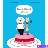 Marabout - Livre Pierre Hermé et moi