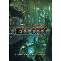 Les Xii Singes - Jeux de rôle - Hellcity Volume 1
