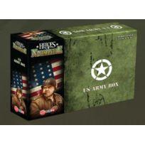 Devil Pig Games - Jeux de société - Heroes of Normandie : Us Army Box