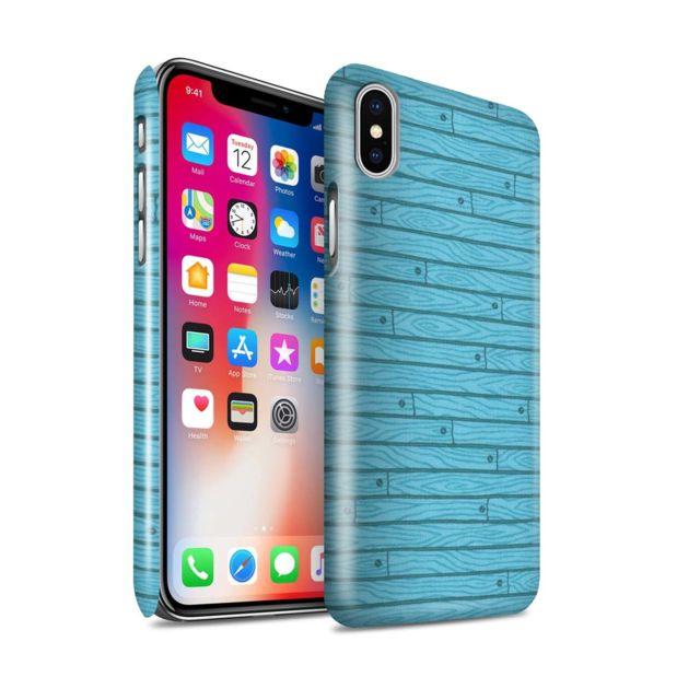 coque iphone xs turquoise