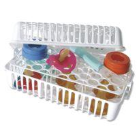 Thermobaby - Panier Lavage Accesoires Biberons pour Lave Vaisselle Blanc