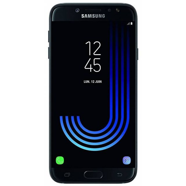 Samsung J730F/DS Galaxy J7 2017, Double Sim Noir