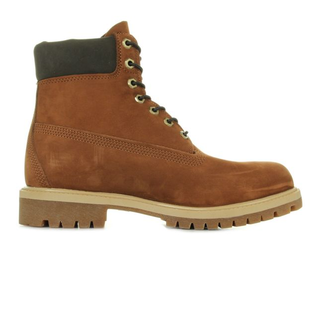 Timberland - 6IN Premium Bt Wp Md Brown Marron